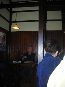 Paolo Berdini autore del libro Le citta fallite