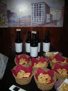 Il Vino rosso e Bianco della coop. Cincinnato di Cori LT