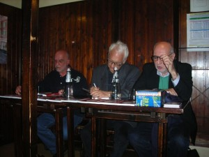 Presentazione del libro la fine di Mark Angelo De Marco Filippo La Porta Filippo Agostini